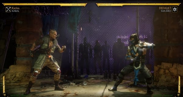 Kabal Confirmed as Latest Mortal Kombat 11 Character