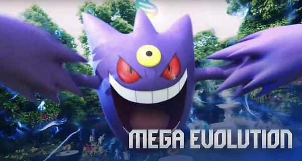 When to Mega Evolve Your Pokémon in Pokémon GO. Credit: Niantic