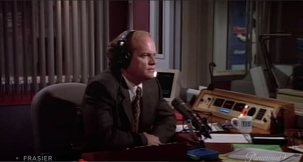 Frasier Reboot: Kelsey Grammer on Revisiting Character After 17 Years