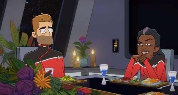 Star Trek: Lower Decks S02E05 Preview: An Embarrassment of Dooplers