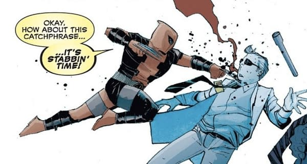X-Men: Bland Design – Deadpool vs. Old Man Logan #4