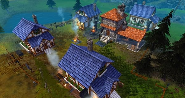 Legends of Aria to Enter Open Beta in June with Early Access in July