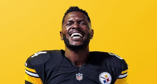 Madden NFL 19 Announces Antonio Brown as Cover Athlete