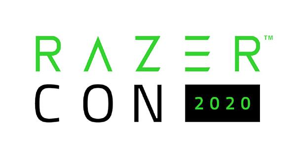 The official RazerCon 2020 logo, courtesy of Razer.