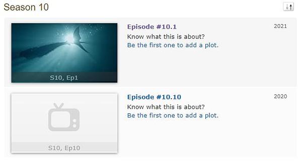 American Horror Story season 10 has an interesting image on IMDB for the season-opener (Image: screencap)