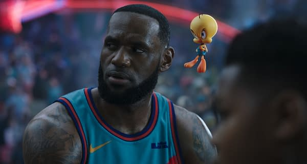 The First Trailer for Space Jam: A New Legacy is Here