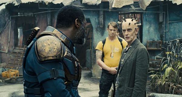10 New High Quality Images from The Suicide Squad