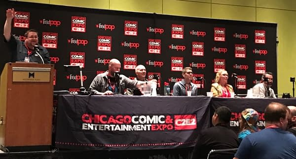 Marvel Creators Try to Name All 10 Realms at C2E2 War of the Realms Panel [Video]
