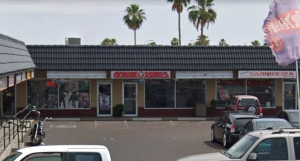 Murder Trial Begins For Tony Gushee, Arizona Comic Store Owner