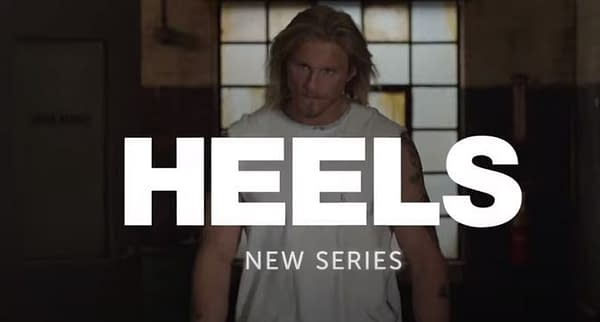 American Gods, Heels, and more were previewed by STARZ for 2021 (Image: STARZ screencap)