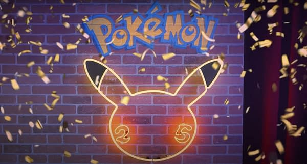 25th Anniversary image. Credit: Pokémon Official YouTube