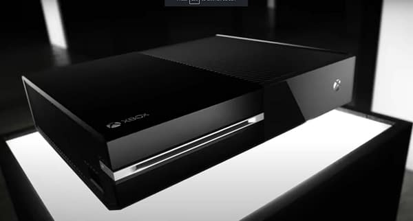 The Xbox One, one of the latest incarnations of the Xbox console by Microsoft. Image source: Youtube