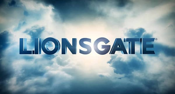 The official logo for Lionsgate.