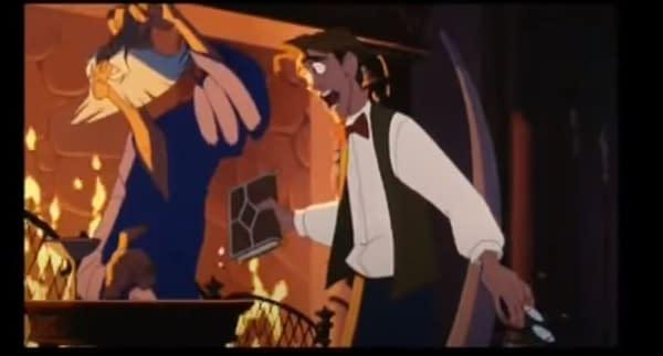 Atlantis: The Last Empire - Kirk Wise Reveals Sequel That Never Was