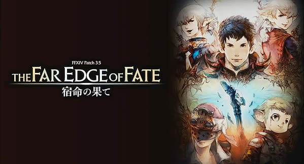 FFXIV - The Far Edge of Fate
