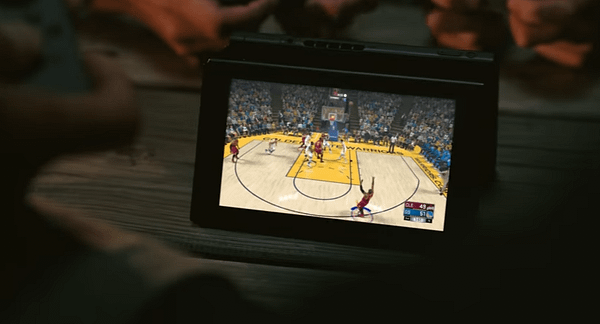 You'll Need More Memory To Play 'NBA 2K18' On Nintendo Switch