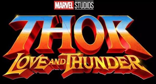 Thor Love & Thunder Logo
