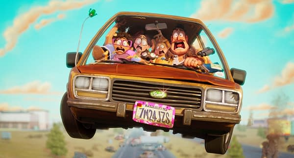 """Connected"": Family Bonding Road Trip Meets ""Maximum Overdrive"" [TRAILER]"