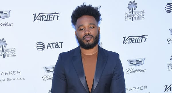 Ryan Coogler arrives to Variety's Creative Imapct Awards 2019 on January 4, 2019 in Palm Springs, CA. Editorial credit: DFree / Shutterstock.com