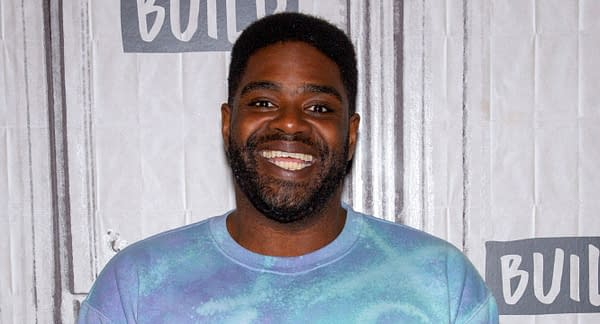 Ron Funches Channels His Inner Thumper in The One and Only Ivan
