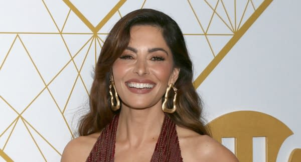Sarah Shahi Joins the Cast of Black Adam