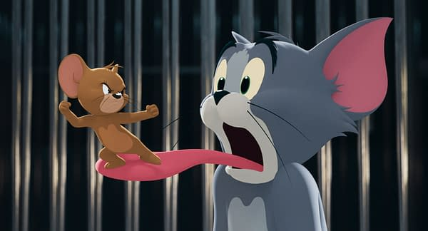 First Trailer for Tom & Jerry Feels About a Decade Too Late