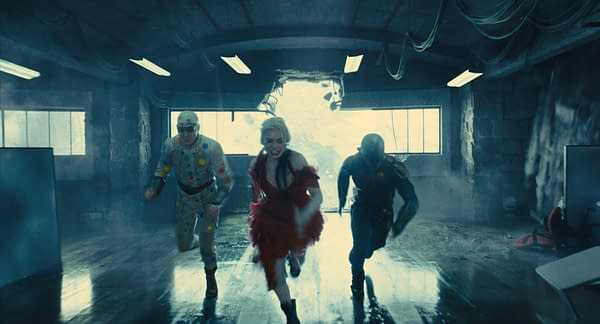 8 New High Quality Images from The Suicide Squad