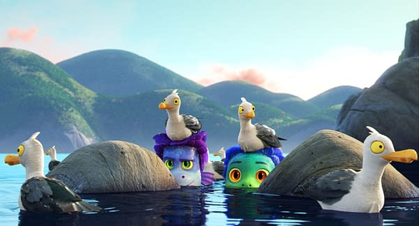Luca Director and Producer Talk Sea Monster Designs