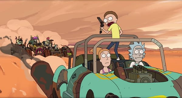 'Rick and Morty': McDonald's Getting Schwifty For Szechuan Sauce