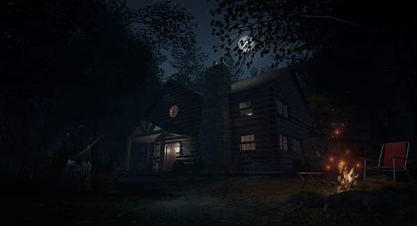 "The ""Virtual Cabin"" Explained For 'Friday The 13th: The Game'"