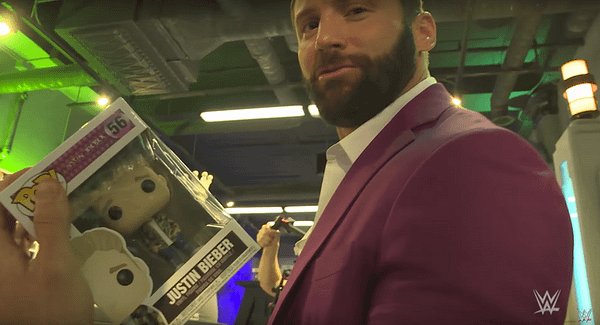 WWE Superstars The New Day And Zack Ryder Visit Funko Headquarters