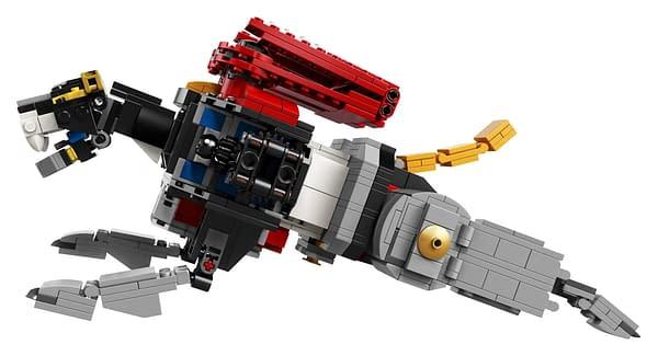 LEGO Ideas Voltron Set 27
