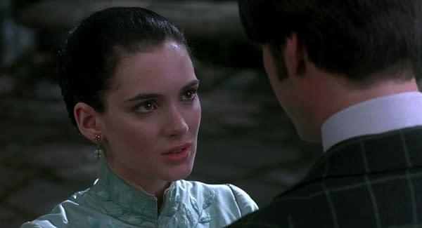 Winona Rider and Keanu Reeves May Actually Be Married Because of 'Dracula'