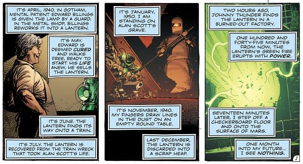 How Did Dr Manhattan Destroy the Justice Society of America? (Doomsday Clock #7 Spoilers)
