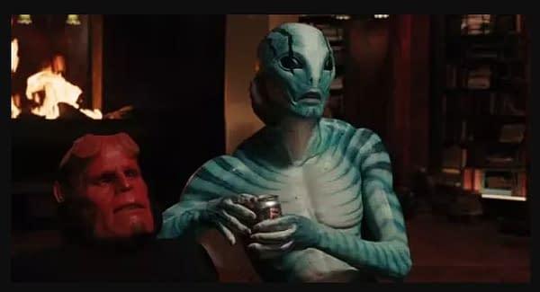 Doug Jones Was Offered Cameo in 'Hellboy' Reboot