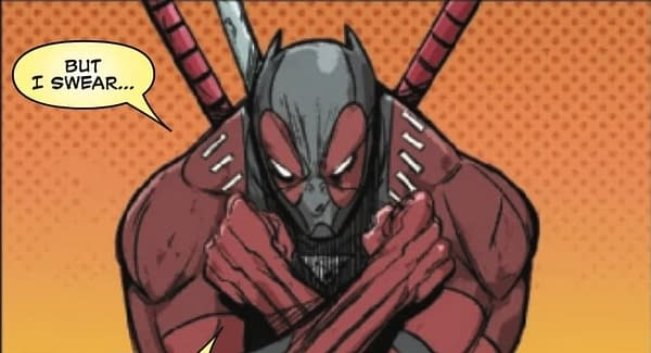 Deadpool Lays Claim to Wakanda Forever in Wednesday's Black Panther vs. Deadpool Finale
