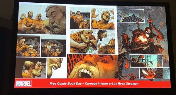 Donny Cates and Ryan Stegman Talk Absolute Carnage at C2E2 (Video)