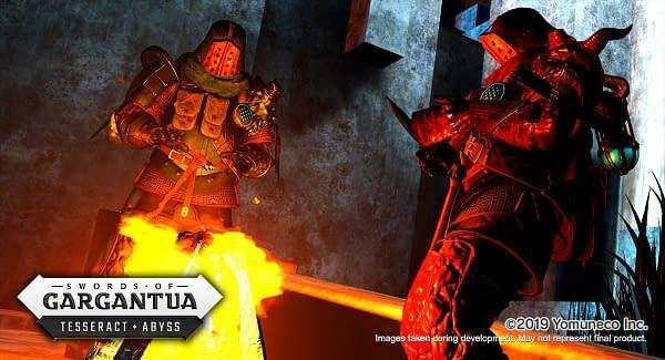"""Swords Of Gargantua"" Will Be Getting A New ""Tesseract Abyss"" Update"