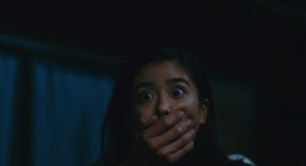 A scene from Ju-on: Origins (Image: Netflix).