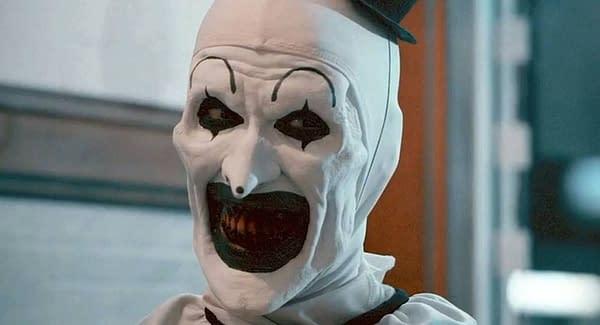 Terrifier 2 trailer Unleashed As Art The Clown Returns