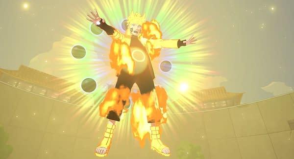 See the full power of Naruto Uzumaki (Last Battle) inside the game, courtesy of Bandai Namco.