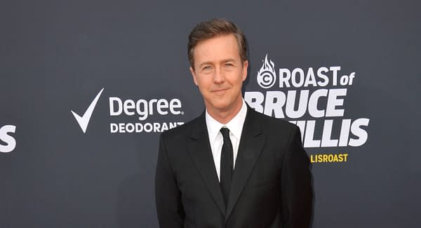 Edward Norton Has Reportedly Joined the Cast of Knives Out 2