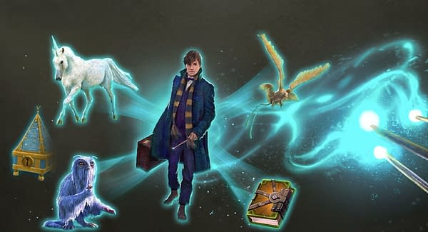 September 2021 Community Day in Harry Potter: Wizards Unite. Credit: Niantic
