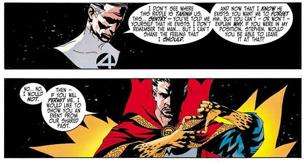 The Ending of Today's Doctor Strange #382 Brings Back Someone Very Unexpected [SPOILERS]