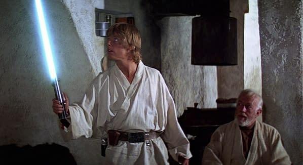 Luke's Lightsaber Pulled from Auction, Mark Hamill Responds