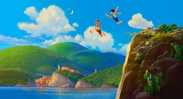 Pixar Announces Next Summer Movie, Luca, Directed by Enrico Casarosa