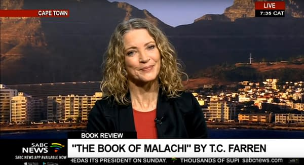 The Book Of Malachi: Sci-Fi Novel Series Rights at Little Island Prods