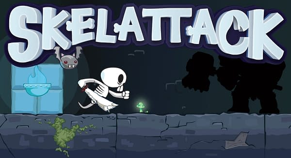 Giveaway: Konami's Skelattack For Nintendo Switch