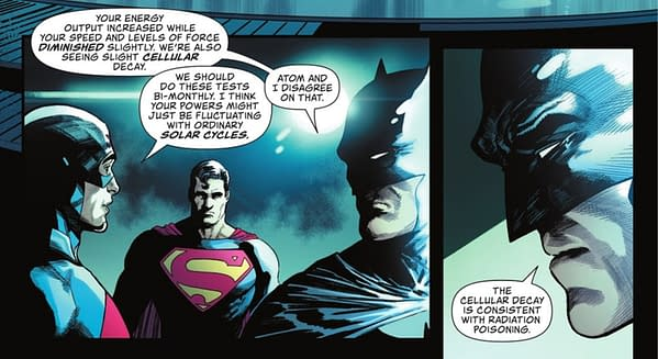 Action Comics #1030 Full Of Foreshadowing For The Death Of Superman