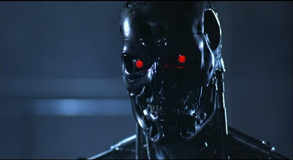 Terminator 5 Comes To London?